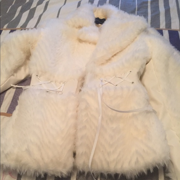 Moda International Jackets & Blazers - White jacket (Victoria's Secret) good condition